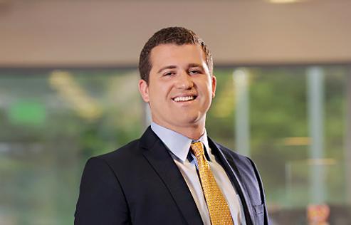 M. Reid Barger, Associate of Verdence Capital Advisors